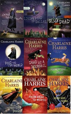 Sookie Stackhouse Series!