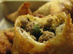 Samosas and other Kenyan Recipes