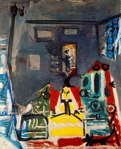 Pablo Picasso - Las Meninas, 1957