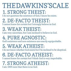 dawkins scale