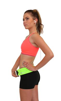 Holds your phone, cards, keys, and more! | FlipBelt