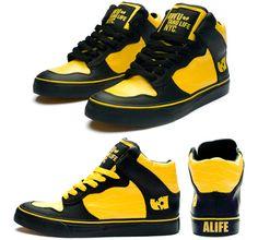 Wu Tang Clan Shoes
