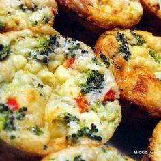 Looking for the perfect homemade appetizer recipe? Think--easy recipe!   My mini spinach quiches are the ideal appetizer for any situation. Are...