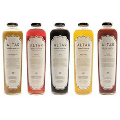 ALTAR Herbal and Botanical Mood Mixer Variety Pack by ALTAR