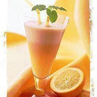 Strawberry banana orange Julius