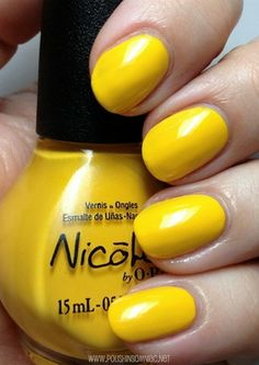 PENDING Nicole by OPI - Hit The Lights - $1