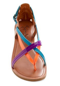 summer sandals - love them!