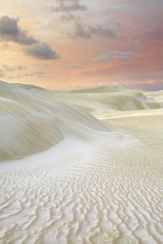 Sand Dunes, Cervantes, WA by Christian Fletcher