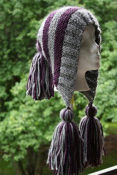 Capucine hat (free pattern)