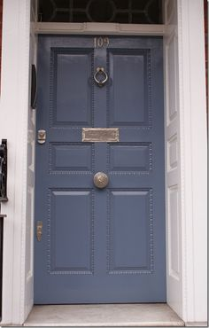 i want to paint my front door this color