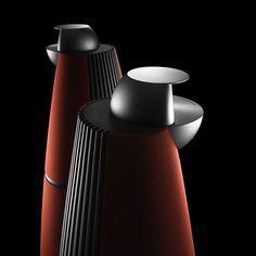 Bang and Olufsen speakers