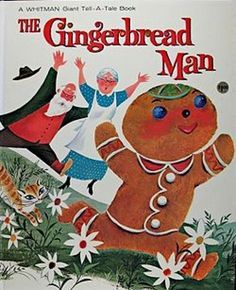 §§§ . The Gingerbread Man