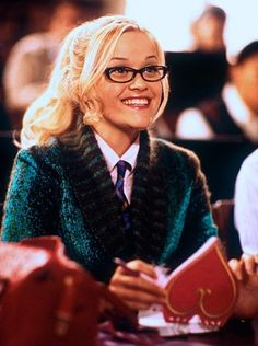 25 Things Legally Blonde teaches you about college  (bulletin board idea)?