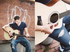 Colm Keegan's Guitar