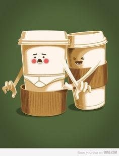 Haha, coffee humor :)