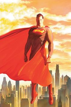 Superman awesome