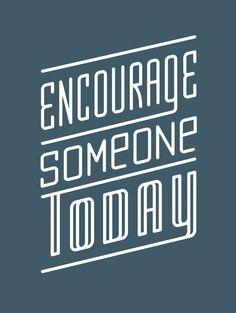 Image of Encourage