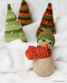 CREARE NEI PERIODI DI FESTA : speciale Natale - Io Uncinetto
