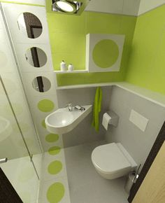 Small Bathrooms Design, Light and Color Ideas for Bathroom Remodeling