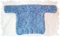 free knit sweater
