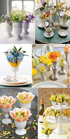 Strawberry Chic: Inspiration Thursday: Easter Table Decor
