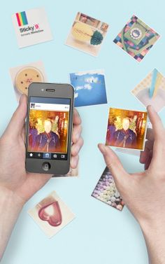 Turn your Instagrams into cute little magnets