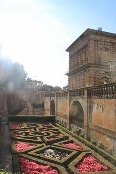 Boboli Gardens, Florence.