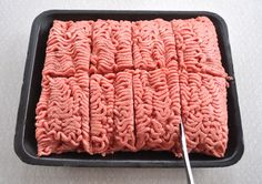 Stretch your dinner dollar.  Get 8 meals from 4 lbs of ground meat.  This is for beef but lean turkey would be a good sub.