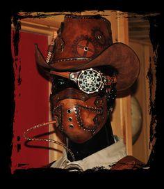 steampunk cowboy outfit by Lagueuse.deviantart.com