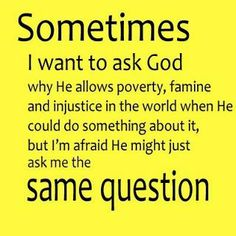 food for thought, god, faith, make a difference, inspir, word, question, quot, thing