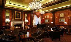Classic Unique Hospitality Interior Design of The Goring, London UK - Lounge