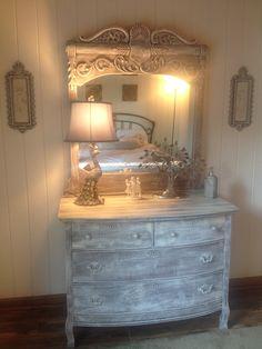 My vintage dresser. Love it!