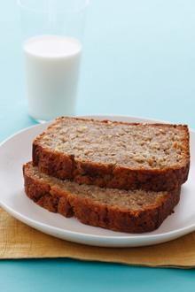 Best Oatmeal Chiquita Banana Loaf Recipe via @ChiquitaBrands // #banana #oatmeal #bananabread