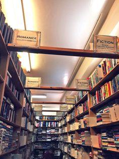 A Castle of Books, Long Beach, CA. jhensparkles/Tumblr