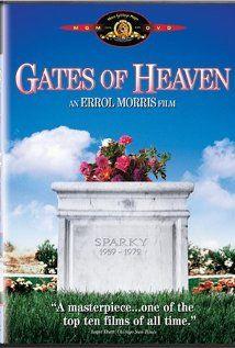 Gates of Heaven / HU DVD 5781 / http://catalog.wrlc.org/cgi-bin/Pwebrecon.cgi?BBID=7661305
