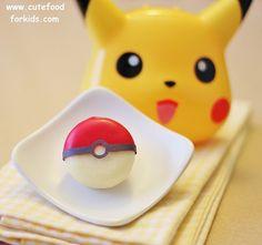 #pokeball #pokemon #pikachu #cute #food #bento