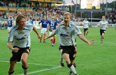 Rosenborg loss to Vålerenga