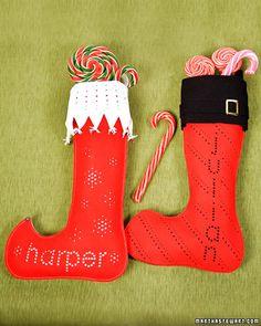Homemade Stockings