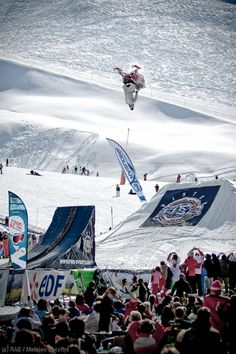 #Peyragudes #Winter Fise #Snowmobile