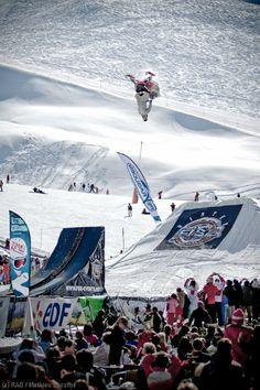 snowmobil fun