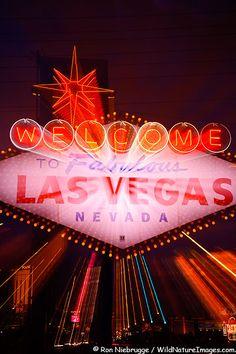 Vegas in Lights!