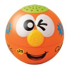 Brilli the Imagination Ball from VTech is an interactive toy that helps children learn to count, rhyme and encourages movement.