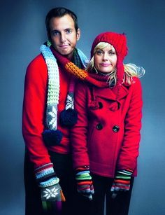 Will Arnett & Amy Poehler