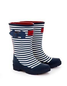 JNR WELLY Boys Rain Boots