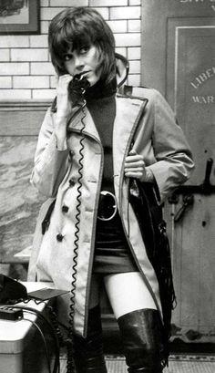 "Jane Fonda as Bree Daniel in ""Klute"" (1971)"