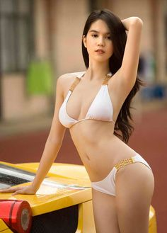 Pure Filipina Beauty in white bikini #pinay #filipina #filipinogirl #youngfilipina #sexypinay