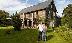 Self Build For Under 100k On Pinterest Timber Frames
