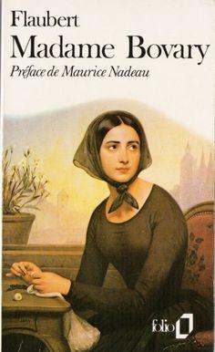 Madame Bovary es una novela escrita por Gustave Flaubert. Se publicó por entregas en La Revue de Paris desde el 1 de octubre de 1856 hasta el 15 de diciembre del mismo año; en forma de libro, en 1857.