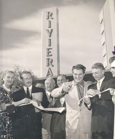 The Riviera opens!