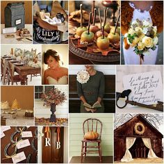 #Autumn Inspiration Board